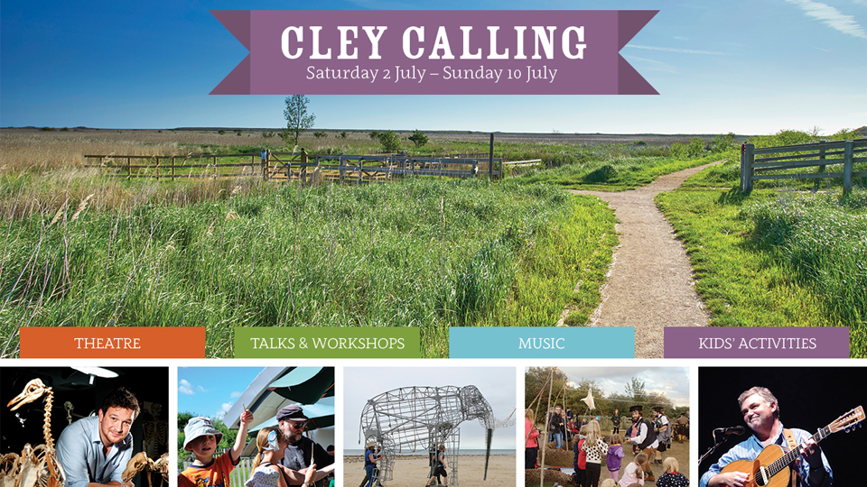 Cley Calling