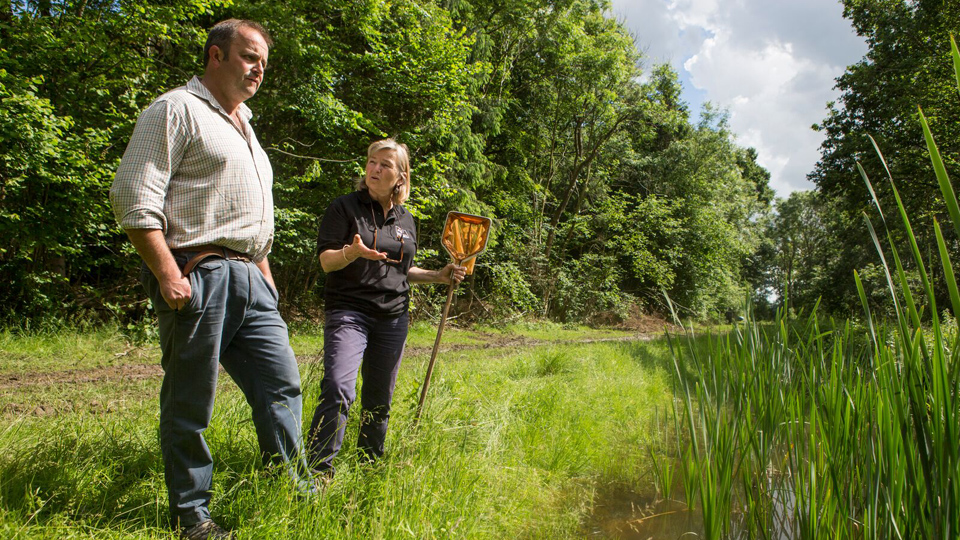 New Nature friendly farming partnership