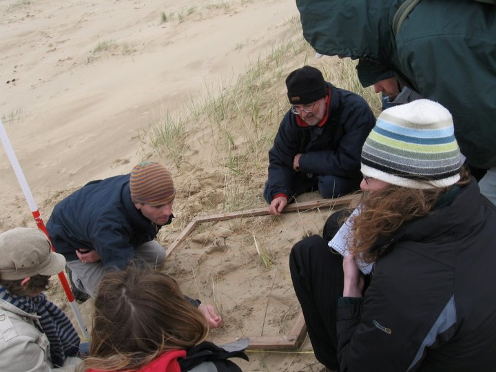 Workshop at Holme Dunes