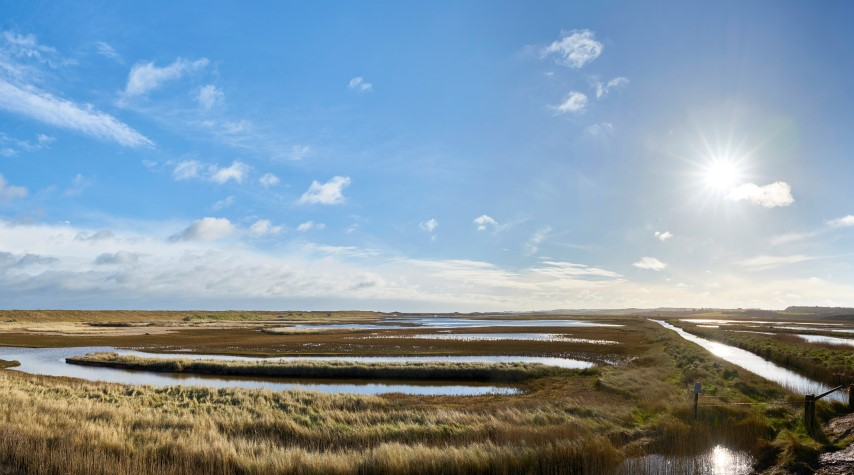 2017-06-27 Writing Outside: Cley Beach to