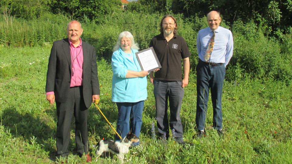 2016-07-04 King's Lynn Wildlife Area gets