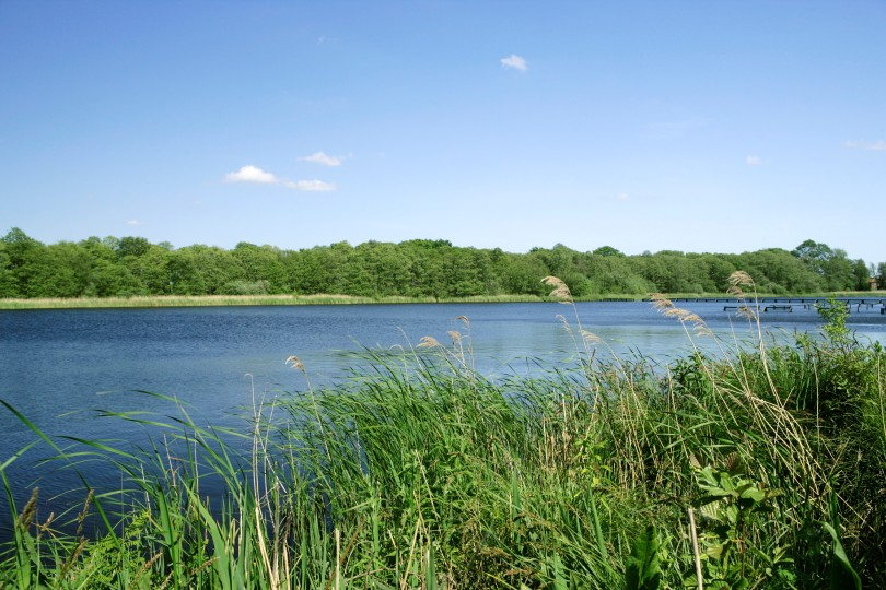 Broads and gravel pits