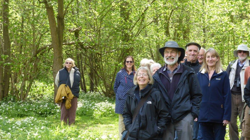 2016-05-16 Wymondham Nature Group celebra
