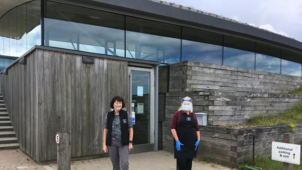 Coronavirus update: Norfolk Wildlife Trust opens Cley Marshes visitor centre