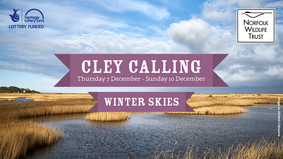 Cley Calling celebrates Norfolk's starry skies this December