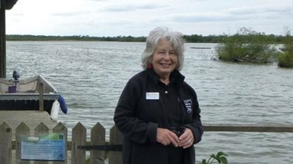 Jean Bishop – Visitor Centre Volunteer Ranworth