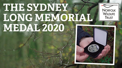 Sydney Long Medal awarded to county fungi recorder
