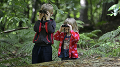 New report shows how nature nurtures children