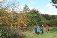 2020-10-21 Guided walk
