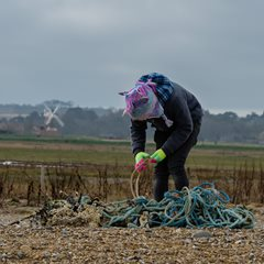 2021-04-03 Beach Clean: Salthouse