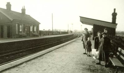 Honing old station as it was