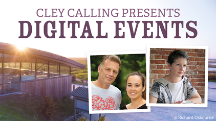 Cley Calling Remotely: Chris Packham to headline NWT's new events season online