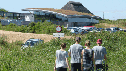 Car park charges intended at Cley Marshes