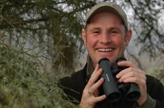 2020-12-03 Wildlife walk with Mike Dilger