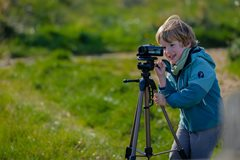 2019-12-19 Family Events: Capturing Cley