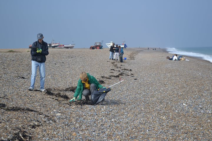 NWT Beach Clean, Norfolk Wildlife Trust Cley Marshes | Beach Clean at Cley Beach Car Park | Marine conservation, childrens event