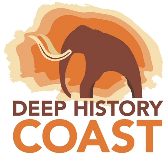 Norfolk's Deep History Coast, Norfolk Wildlife Trust Cley Marshes | Deep History Coast is a new and exciting initiative, which integrates some of the county's most significant archaeological and fossil sites in the landscape with museum collections.  | Marine conservation, coastal archaeology, lunch talk