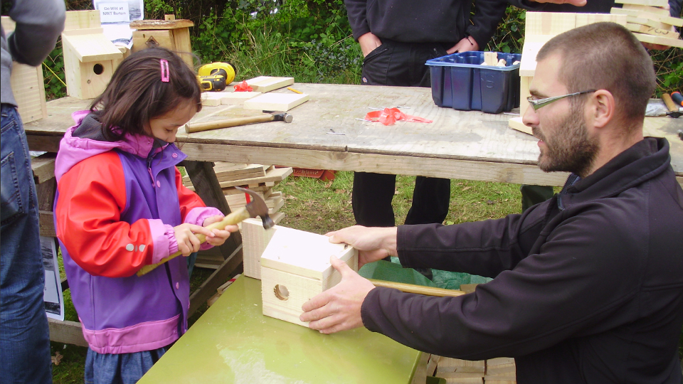 2018-09-23 Bird Box making