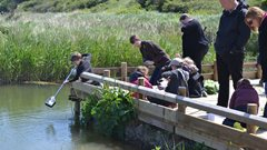 2020-10-04 Free Family Fun Days at Cley
