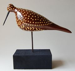 2019-06-29 Make a Pottery Wading Bird wit