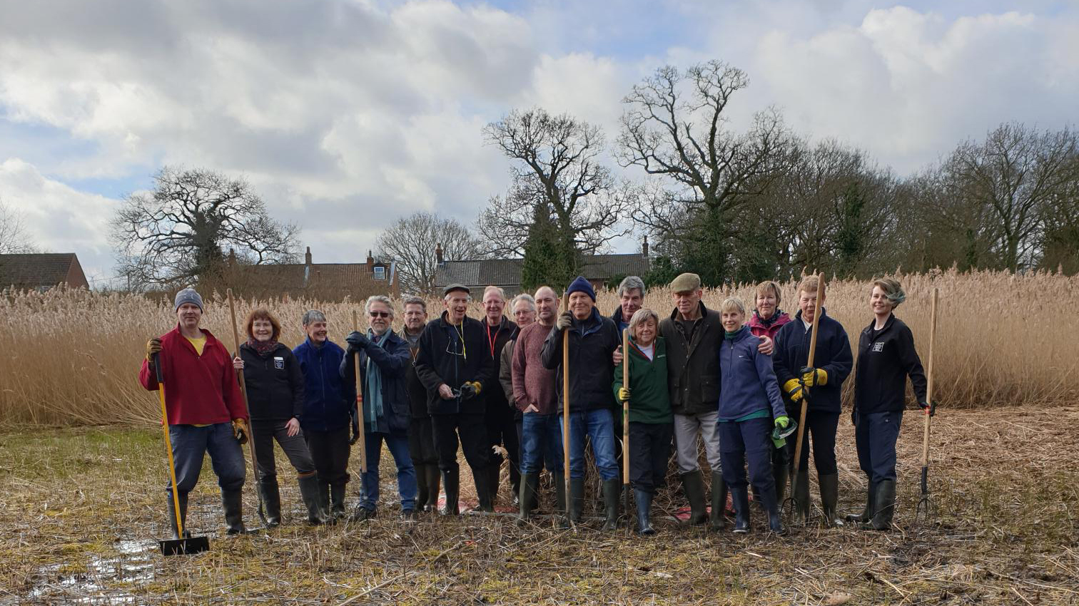 Southrepps Commons local nature reserve is important new addition to Trust's portfolio