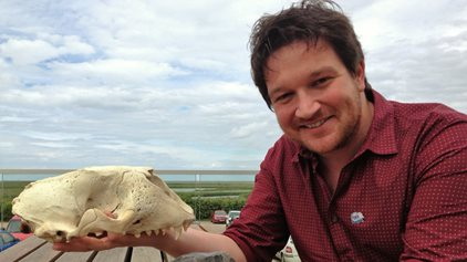 Ben Garrod: 'We can all do something, nothing is too small'